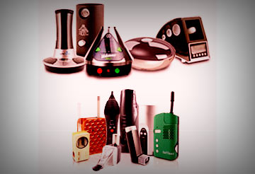 Top Of The Line Vaporizer Selection