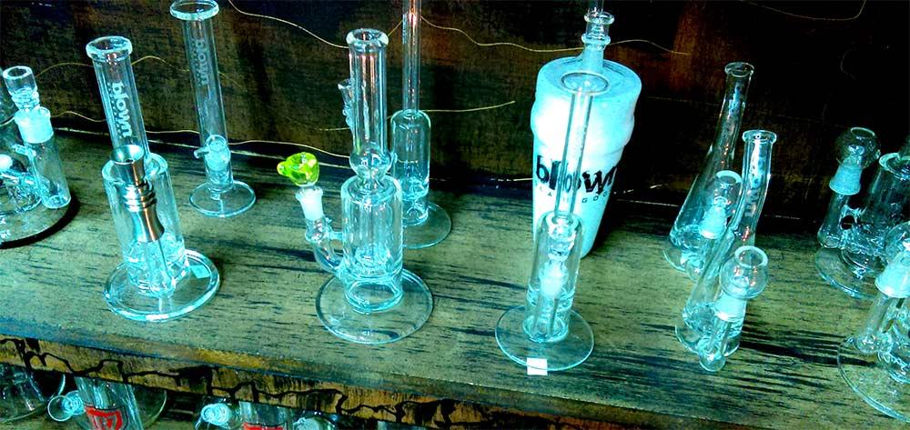 BLOWN glass kc