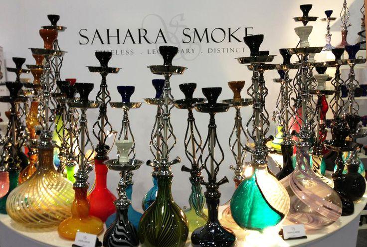 Sahara Smoke Hookahs KC