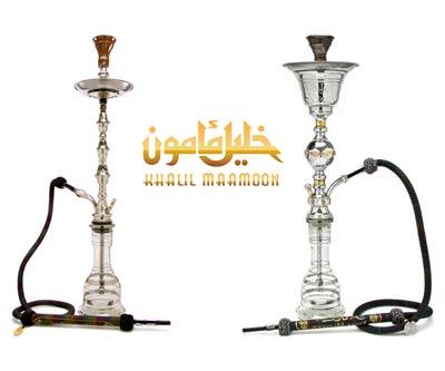 Khalil Mamoon Egyptian Hookahs