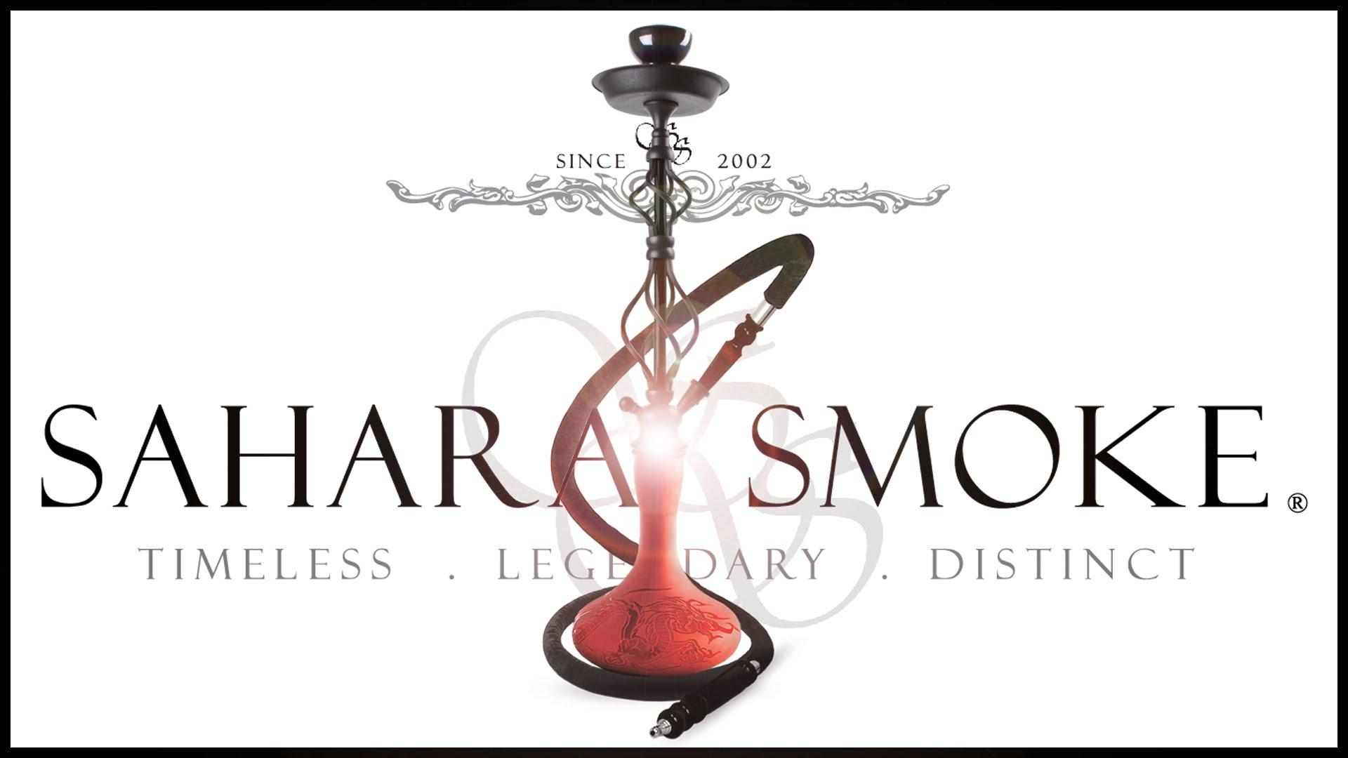 Sahara Smoke Hookahs