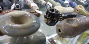 Ceramic Hand Made Spoon Pipes