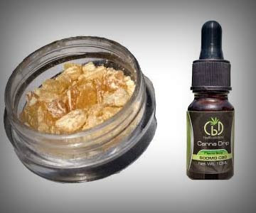Health Solutions CBD Oil & Concentrates