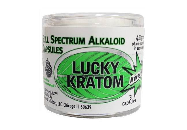 Lucky Botanicals Kratom