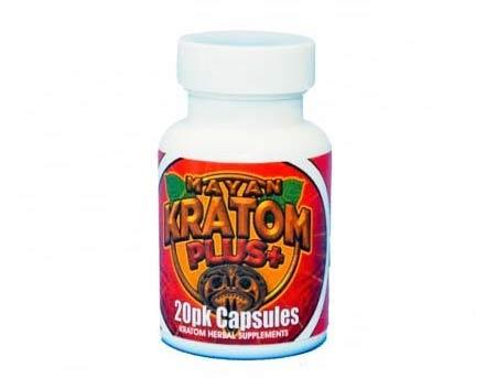 Mayan Kratom Plus