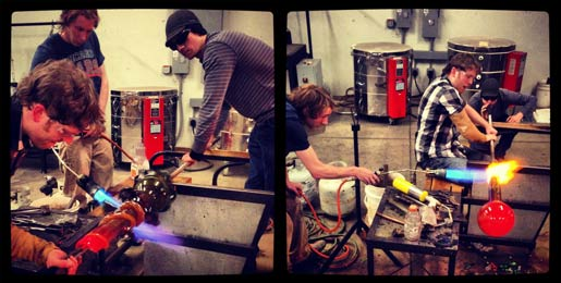 Noble Glass Blowing