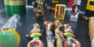 Reggae Spoon Pipes