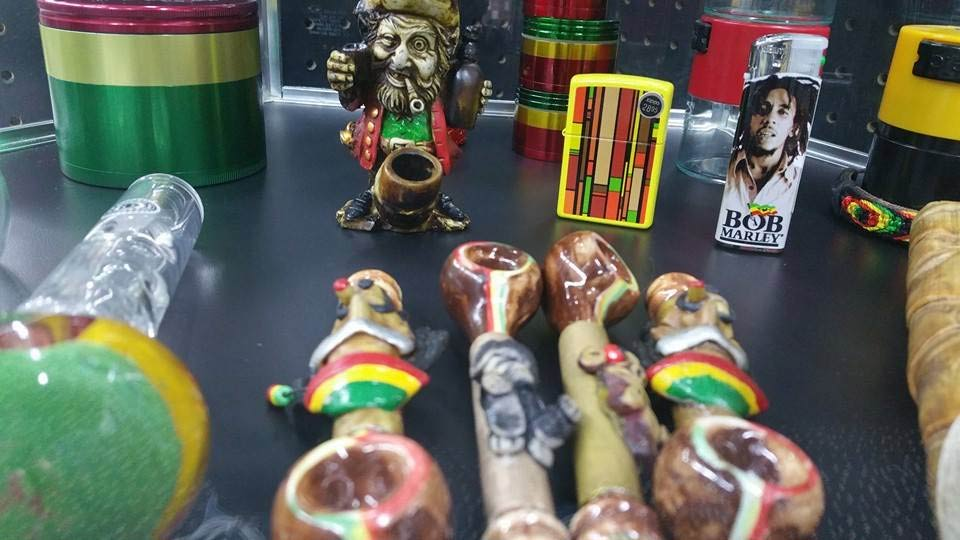 Reggae Spoon Pipes