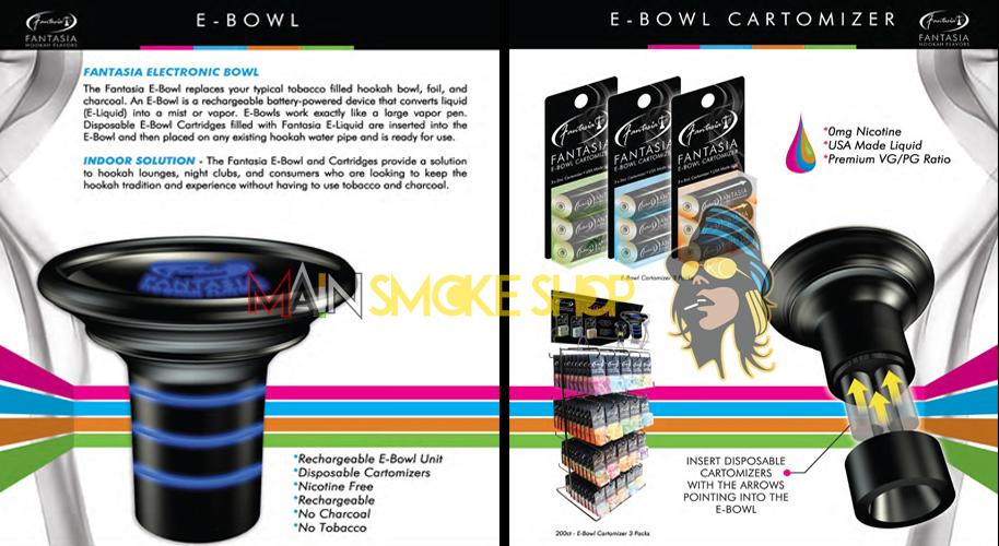 Fantasia E-bowl