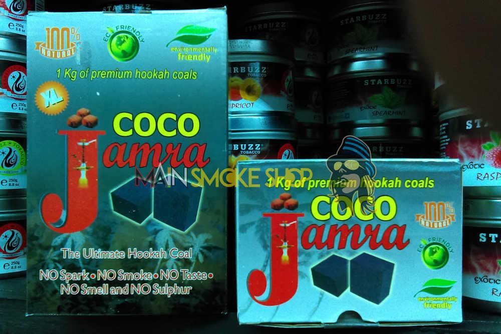 Coconut Jamra Coals