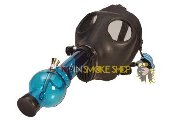 Gas Mask Bong KC