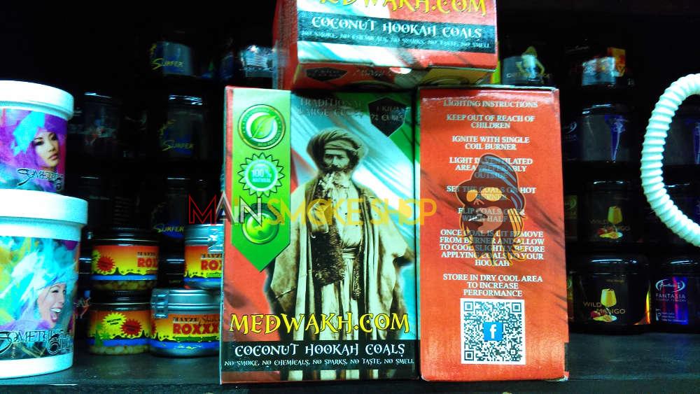 Medwakh Coconut Charcoals