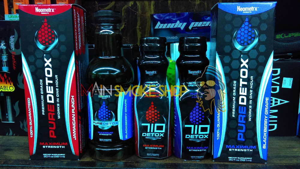 NeoMetrx Pure Detox & 710 Detox