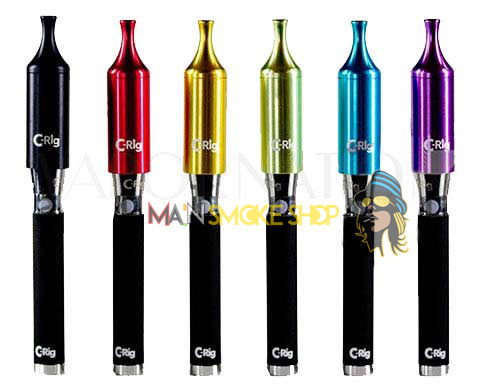 C-rig concentrate pen