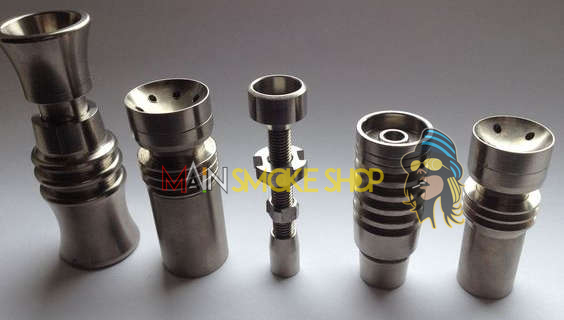 titanium domeless nail KC