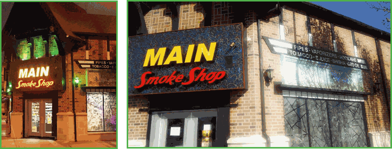 Kansas City Smoke Shop
