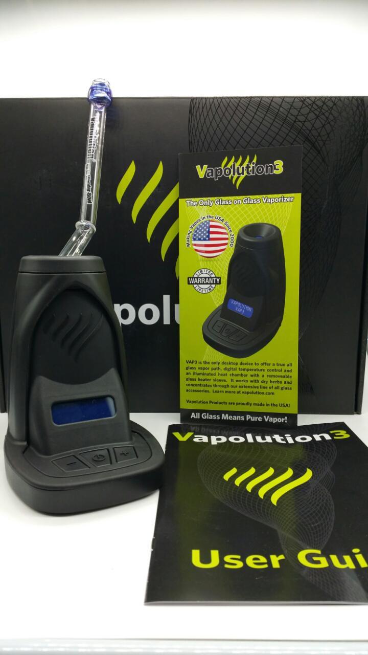 Vapolution VAP3 Vaporizer