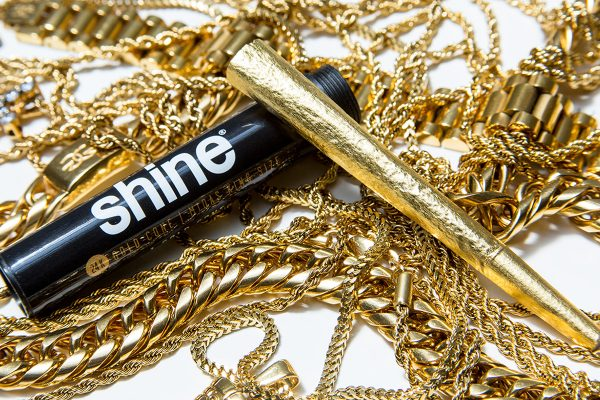 shine 24kt gold rolling paper, rolling paper in KC,