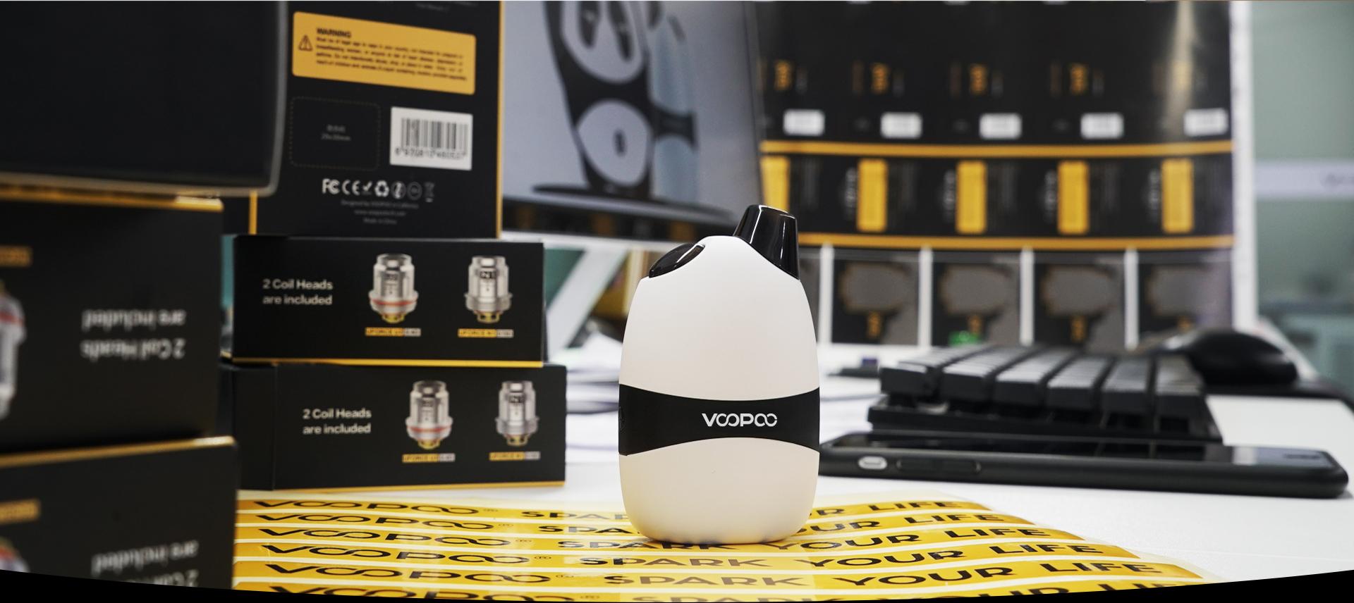 Voopoo Panda Vaping Kit icludes