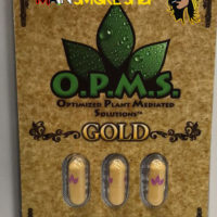 OPMS GOLD CAPSULE 3P
