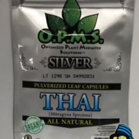 OPMS Silver Thai Kratom Powder