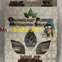 Opms silver extract Malay capsule