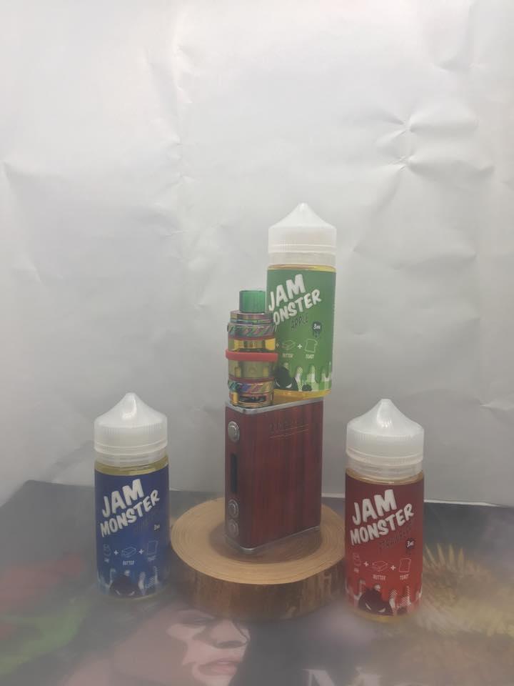 Jam monster E Juice