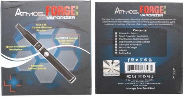 atmos forge vaping kit