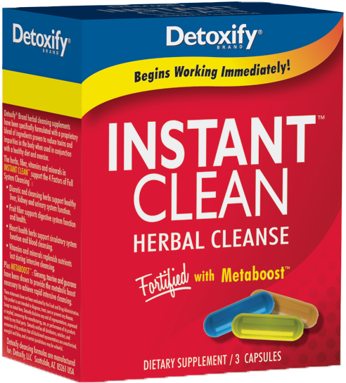 Instant Clean Liquid Cleaners for Detoxficiation