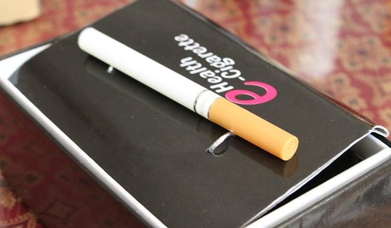 Health E Cigarette for safe vaping, smoking