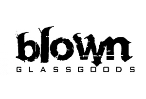BLOWN Glassgoods