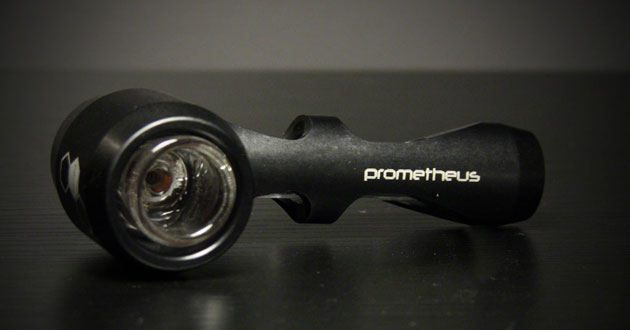 Prometheus Metal Pipe