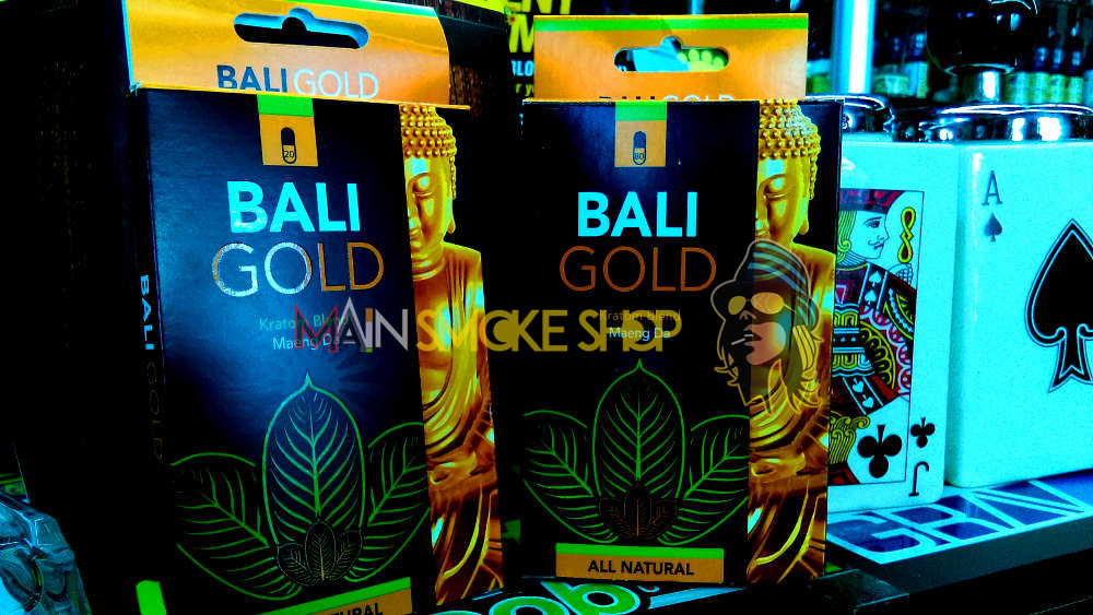 Bali Gold Maeng Da Kratom Kansas City