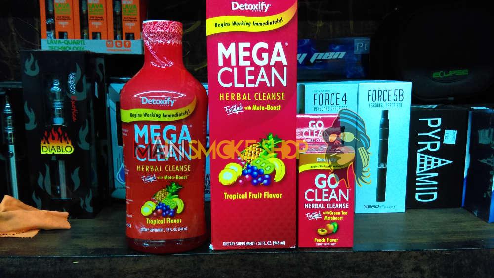 Detoxify Mega Clean & Go Clean