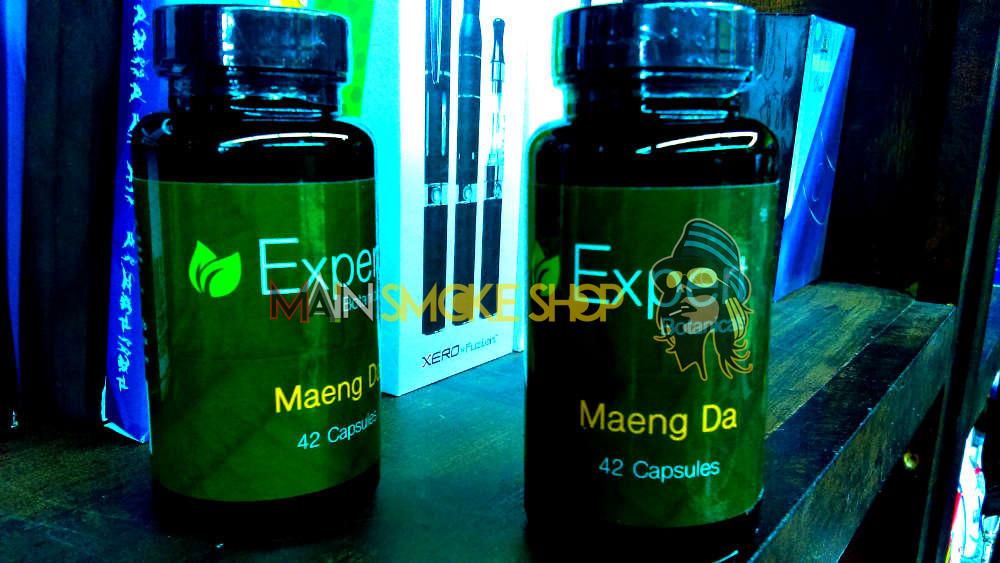 Expert Botanicals Maeng Da Kratom Capsules