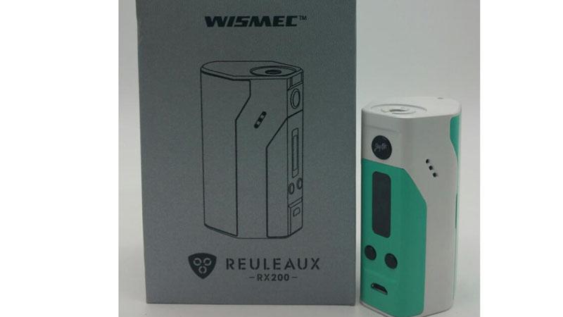 WISMEC RX200 E Mod