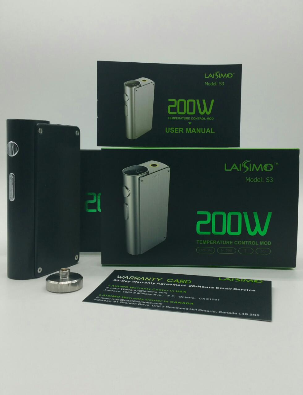 Laisimo S3 200W Mod