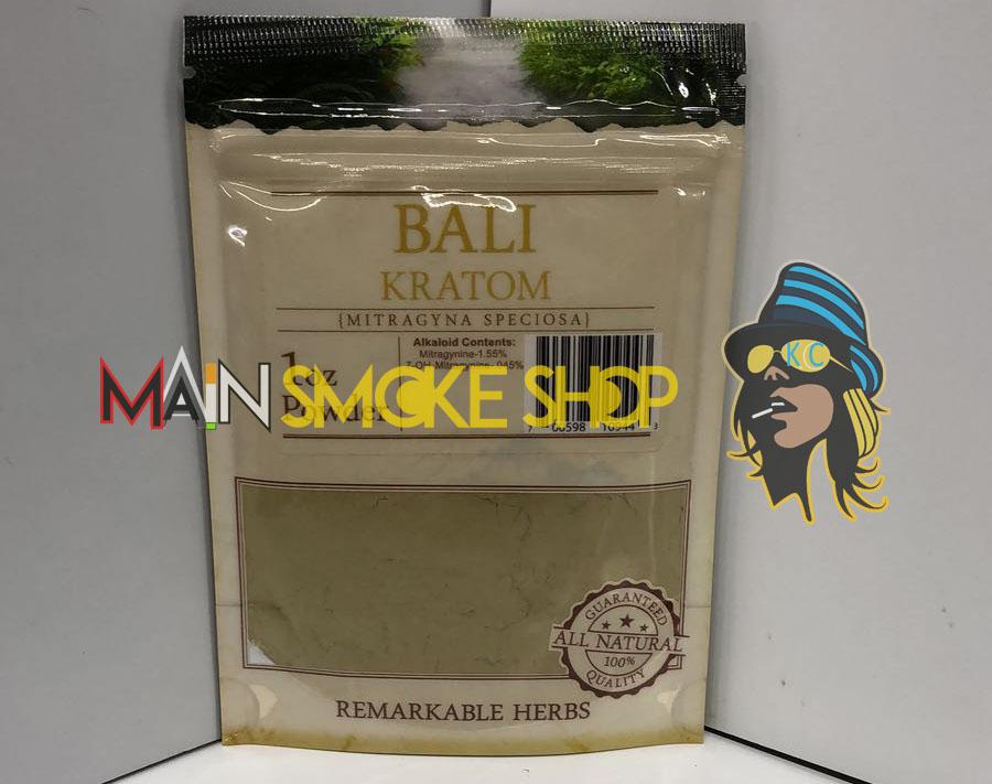 Remarkable Herbs Bali Kratom 1oz Kratom Powder