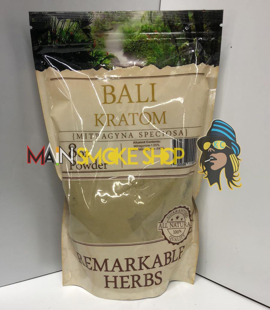 Remarkable Herbs Bali Kratom 8oz Kratom Powder