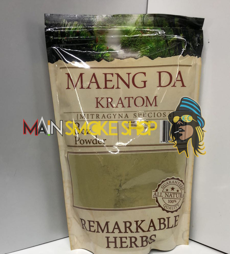 Remarkable Herbs maeng da Kratom 8oz Kratom Powder