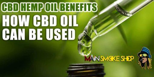 benefits of cbd and hemp oil