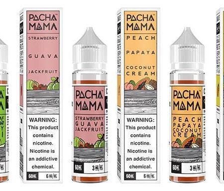 PACHA MAMA E-Liquids