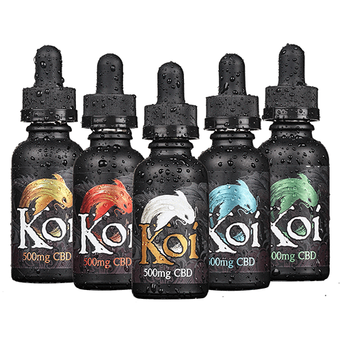Koi CBD vape Juice in Kansas city