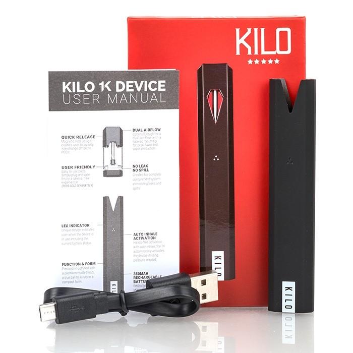 Kilo 1K Ultra E-Cigarette Pod System