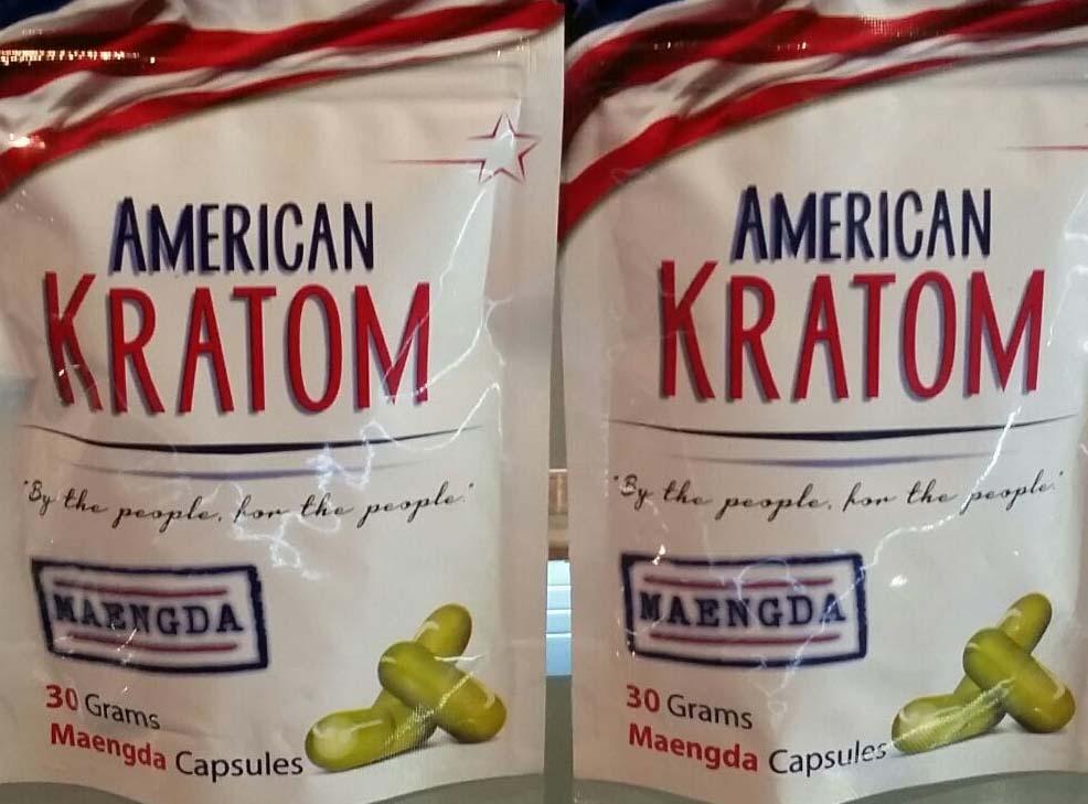 American Kratom Capsules
