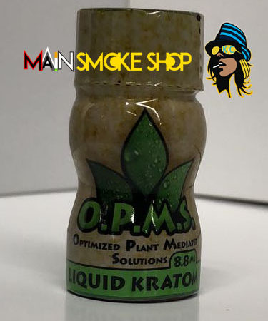 O.P.M.S. Kratom Concentrate Shot