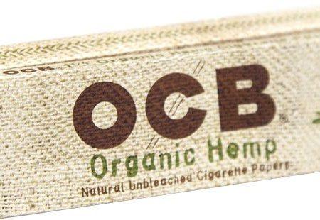 OCB Organic Hemp short rolling papers
