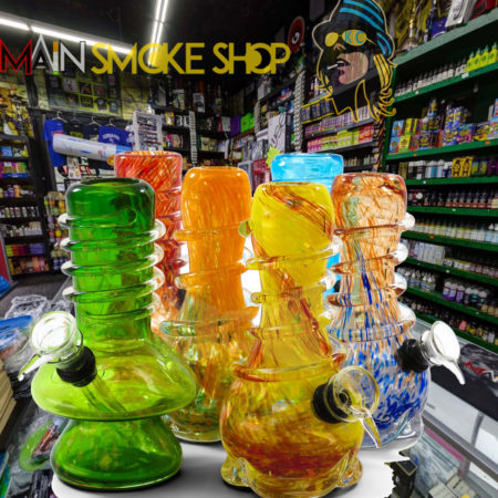 Soft Glass Pipes