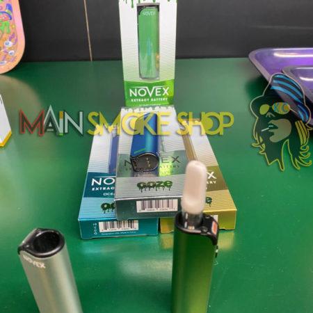 Ooze Novex Extract Vape Battery