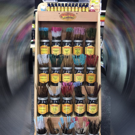 A wide range of Incense fragrances